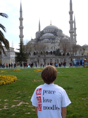 Liam Bray - Blue Mosque - Istanbul, Turkey B