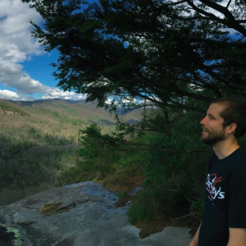 Looking Glass Rock, Pisgah Natl Forest