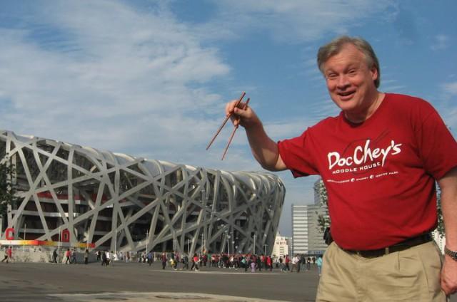 Beijing-OlympicBirdsNestStadiumWINNER