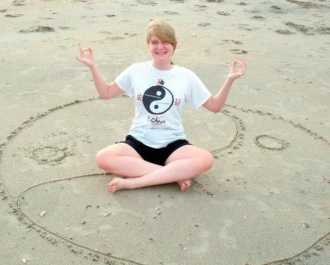 Peace, Love, Noodles on Edisto Island, SC