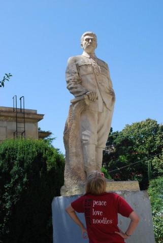 StalinStatue-RepublicofGeorgia