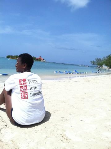 Tshirt Jamaica
