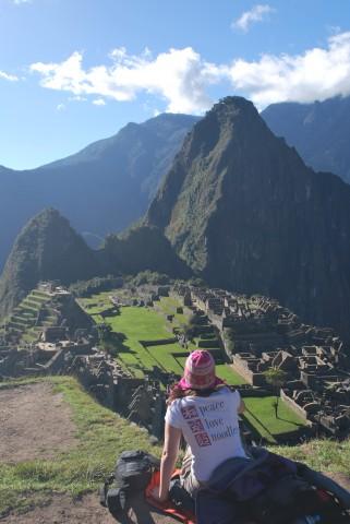 Tshirt Machu Picchu Peru