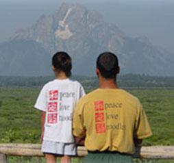 Tshirt Tetons